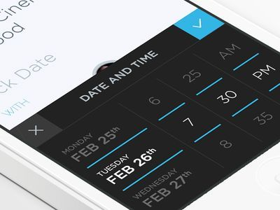 User interface inspiration | #843