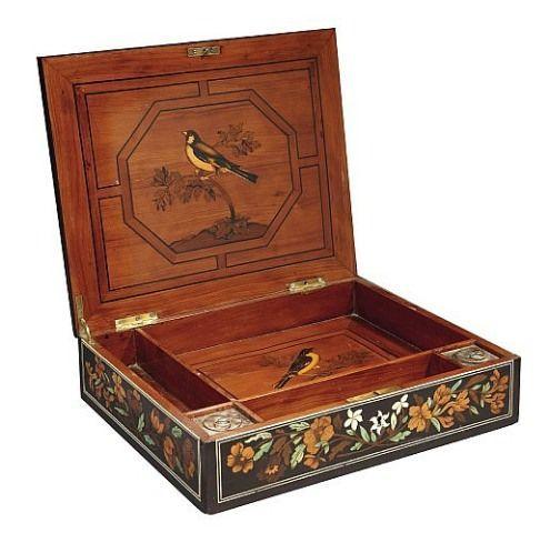 Furniture making #1: Treasure box series #2 - Inspiration and Design - by Patricelejeune @ LumberJocks.com ~ woodworking community