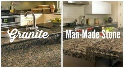 Granite Kitchen Countertop Repair