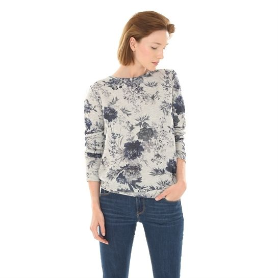 Sweat flower - Collection SWEAT - Pimkie France