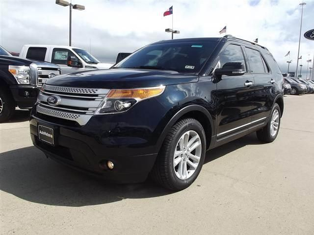 2014 Ford Explorer XLT 4x2 XLT 4dr SUV SUV 4 Doors Dark Side for sale in Katy, TX Source: http://www.usedcarsgroup.com/used-ford-for-sale-in-katy-tx