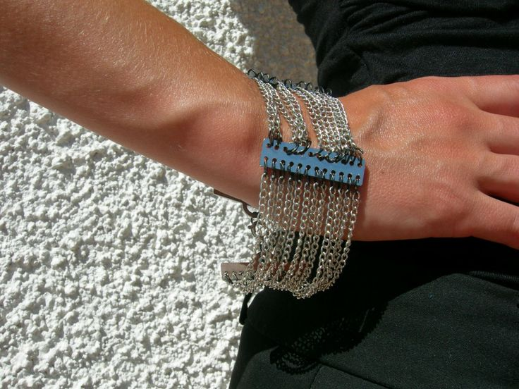 RAIN BRACELET via GLAMMA. Click on the image to see more!