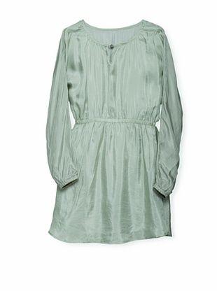 64% OFF Pale Cloud Girl's Faith Dress (Dusty Mint)
