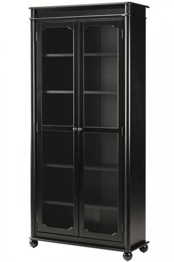 Essex Bookcase with Glass Doors