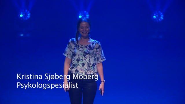 Ungdom er en enorm ressurs for samfunnet og ikke minst seg imellom.  Bli inspirert av psykologspesialist Kristina Sjøber Moberg.  Videoen ble filmet under EngasjerDeg! - en ungdomskonferanse arrangert av HelseFrem.  Les mer her: http://www.helsefrem.no/ungdomskonferanse-sept-2016/