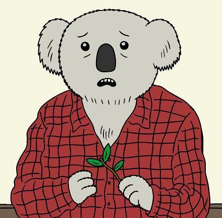 Doug the Koala Man