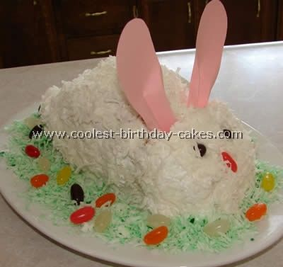 My mom used to make this for Easter, then i started making them for my kids.. now i guess its time to make them for my grandchildren.