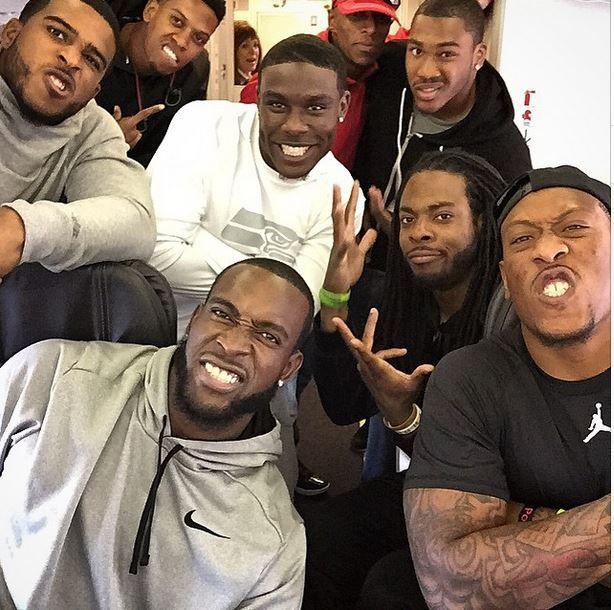NFL Jerseys Nike - Bobby, Cary Williams, Dion Bailey, Keenan Lambert, Sherm, Kam ...
