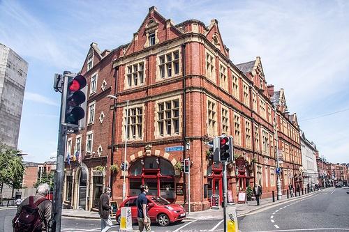 Kinlay House Hostel - Lord Edward Street (Dublin)