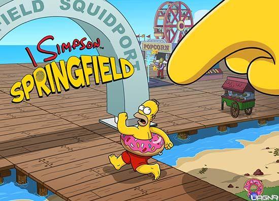 Simpson Springfield Trucchi Aggiornati Apk Mod 4.15.5