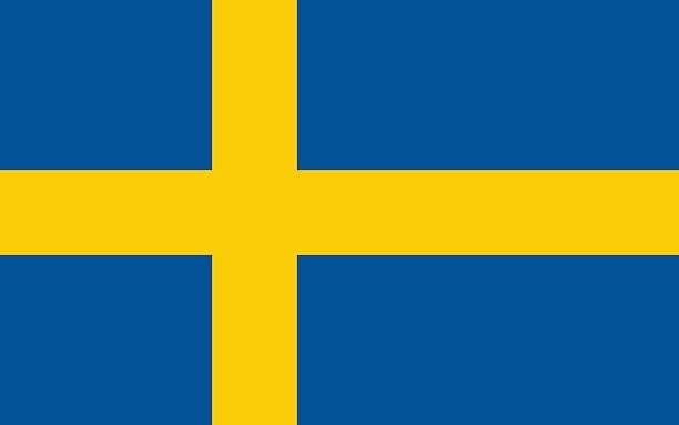 Sweden Flag Sweden Flag Swedish Flag Flags Of The World
