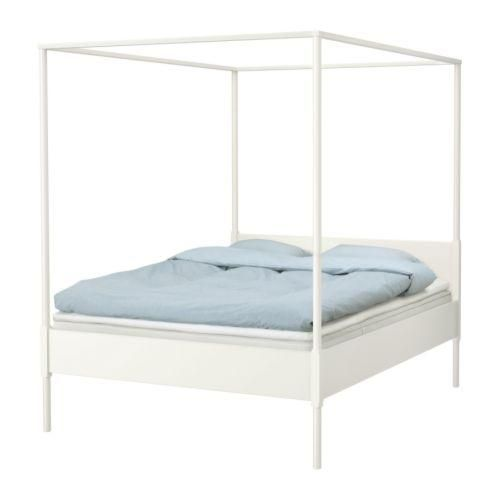 25 best Four Poster Bed Frame ideas on Pinterest Poster beds 4
