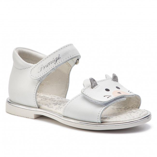 c4ae65d0a7 Szandál PRIMIGI - 3416500 S Bianco | Kid's Gardrobe | Shoes, Baby ...