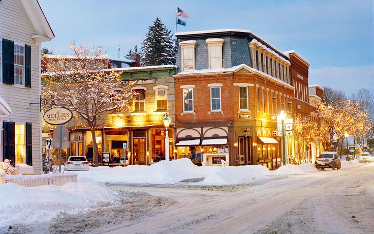 Woodstock, Vermont - T+L's Editors Share 21 Trips to Take With Mom | Travel + Leisure