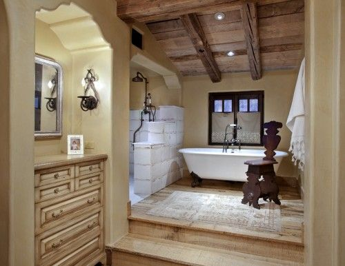 Elegant rustic in Arizona. Tamm-Marlowe Design Studio.