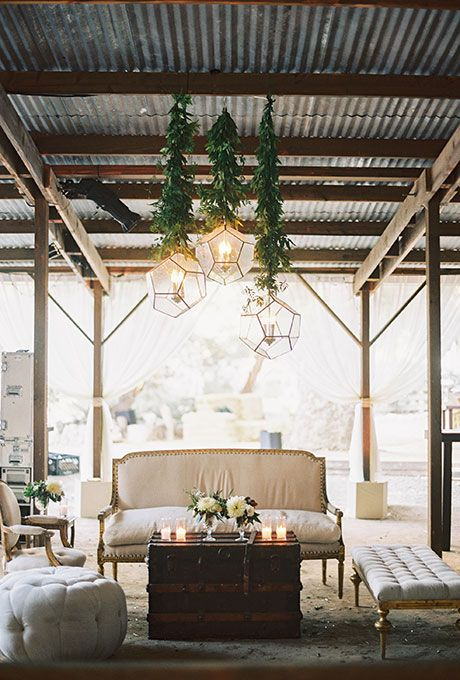Brides: Wedding Lounge Ideas