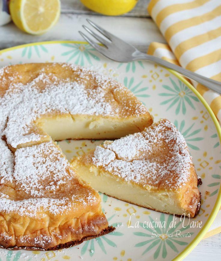 TORTA AL LIMONE CREMOSA SENZA FARINA ricetta dolce al limone senza glutine, profumato e dalla consistenza cremosa che si scioglie in bocca, anche con Bimby