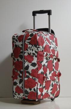 Catherine Manuell wheely travel bag