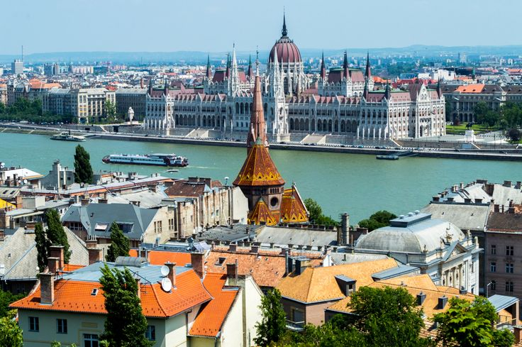 Buda and Pest: The Pearls of the Danube