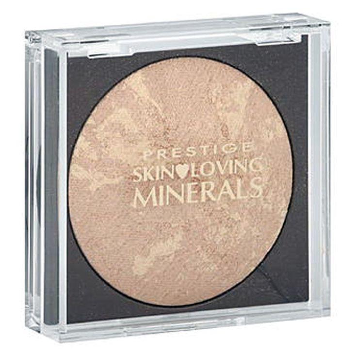 Prestige Cosmetics, Sun Baked Mineral Bronzing Powder, Pure Shimmer, .28 oz (8 g)
