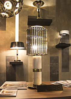Discover these incredible table lamp lighting ideas and be inspired for your home decor and interior design projects | www.contemporarylighting.eu #contemporary lighting #homedesignideas #interiordesignprojects #interiordesign #modernhomedecor #lightingdesign #uniquelamps
