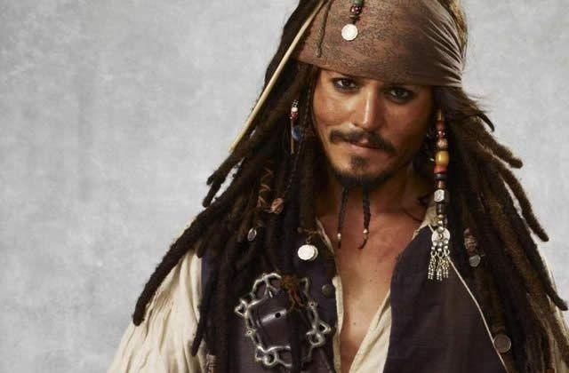 Johnny Depp rempile dans le rôle de Jack Sparrow