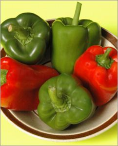 Quick Tips For Freezing A Variety Of Food Items....You can freeze whole peppers for stuffing later...plus other tips...