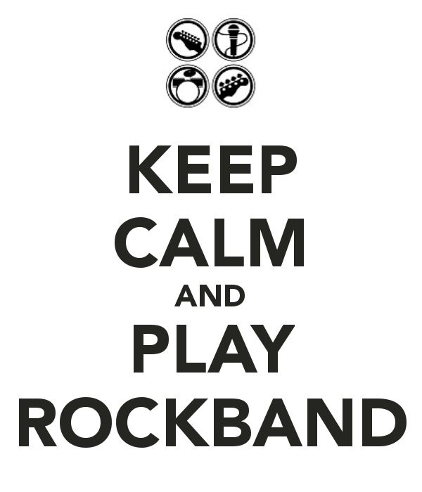 how to set up rock band guitar for wii