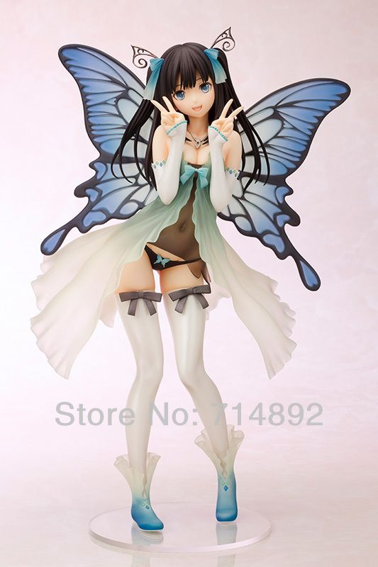 Cheap toy inserts, Buy Quality doll butterfly directly from China doll cell Suppliers:    Product Name: Tony 4-Leaves butterfly fairy 1/6 scale figure               Condition: 100%New