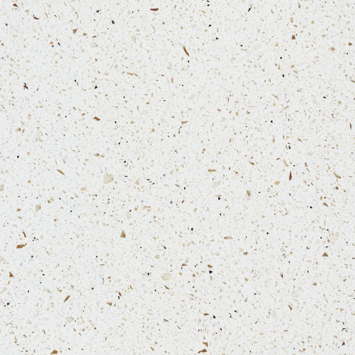 Staron Tempest solid surface countertop in Horizon