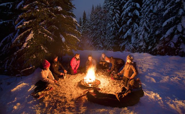 // How 'hygge' can help you get through winter. The vague cultural concept doesn't translate easily into English, but it has helped Denmark become the 'happiest country on Earth' despite long, dark winters.