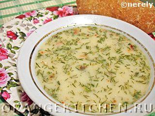 Вегетарианский рецепт лукового супа