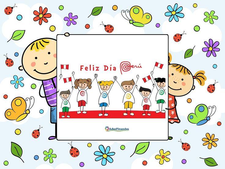 """28 de Julio. ¡Felices Fiestas Patrias! Hermosa tierra del Inca, llena de Cultura y tradición """"No importa si estas lejos del país, al Perú siempre se le lleva en el corazón, feliz 28 de Julio a todos los peruanos"""""""