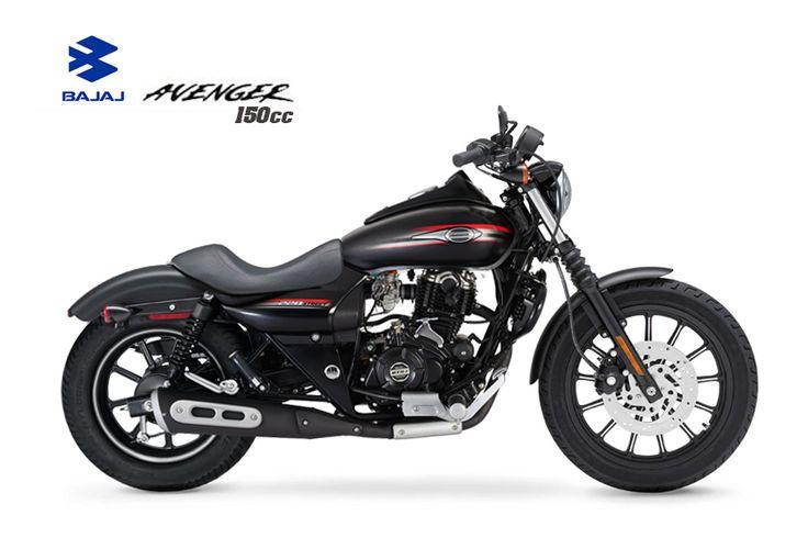 Bajaj avenger street modified 150cc   avee   Motorcycle ...  Bajaj avenger s...
