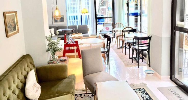 Spiti mas: Το καφέ-εστιατόριο στου Ψυρρή που είναι σαν σπίτι -Εχει μέχρι και κρεβάτι για να κοιμηθείς