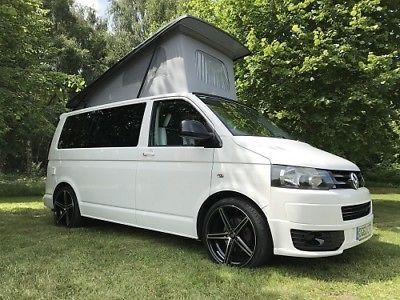 eBay: VW Transporter T5 Tailgate Pop top Camper Van #vwcamper #vwbus #vw