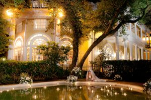 Houston Wedding Venue: Sophisticated charm on a Southern Plantation #gardenweddingvenues #houston