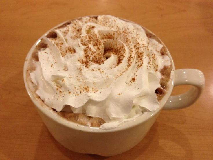 Ihop Gingerbread Hot Chocolate