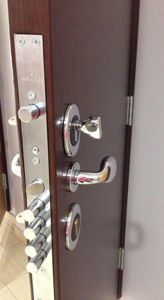 Safe Room Design: Va Prezentam Detaliile Usilor Din Gama FULL SAFE SARA Cu
