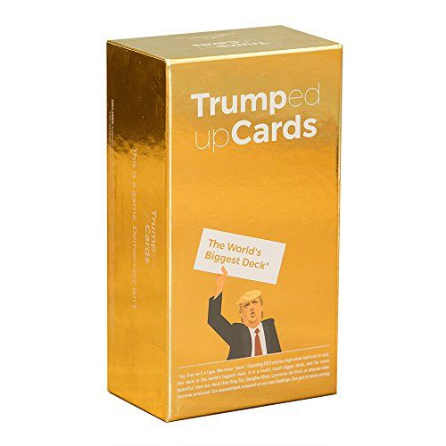 Trumped Up Cards: The World's Biggest Deck