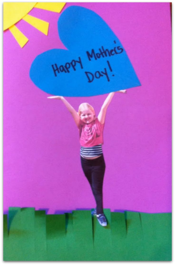 Mother's Day Crafts for Kids - Page 2 of 2 - Princess Pinky Girl