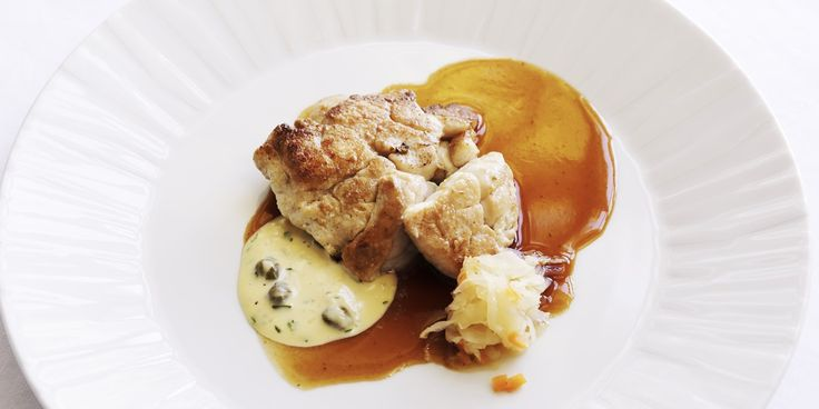 Veal Sweetbreads Recipe - Great British Chefs