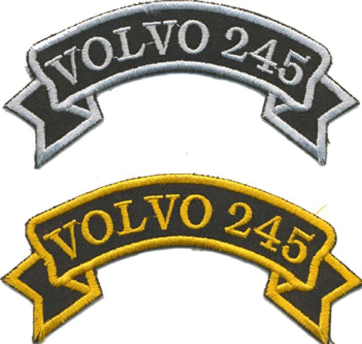Volvo 245 Tygmärke