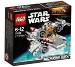 Participa en las minibatallas espaciales del universo LEGO Star Warson el fantástico microcaza X-Wing Fighter - 75032. ¡Esta magnífica microversión del po...