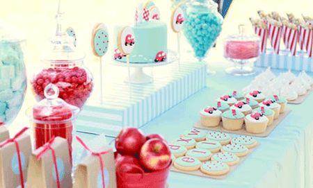 Decoraci n de fiestas infantiles en scissorspapercake inspirate con sus grandes ideas - Decoracion fiestas infantiles para ninos ...
