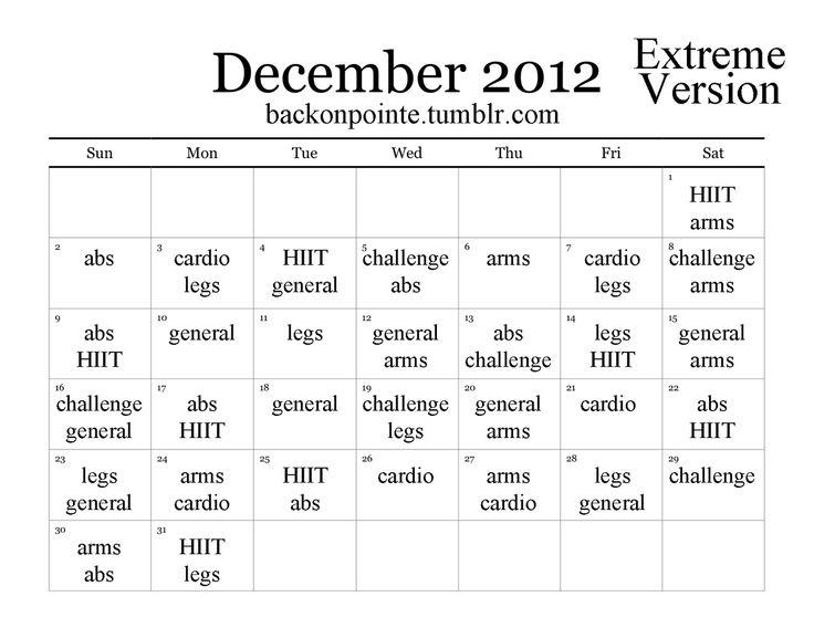 80 best Backonpointe images on Pinterest Health, Abdominal - sample workout calendar