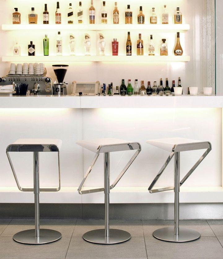 20 Modern Home Bar Designs For Your Home | Bar counter design, Bar ...