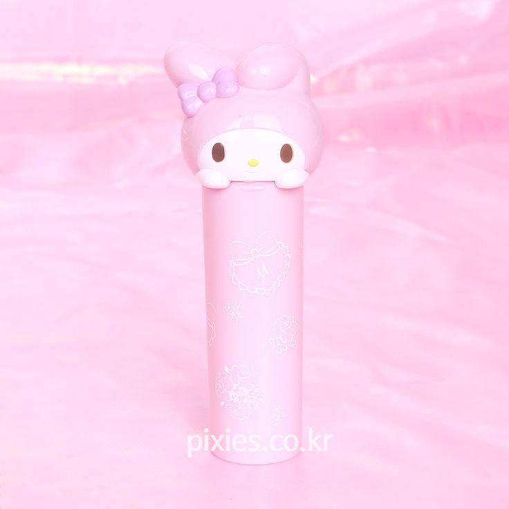 My Melody Portable Cotton Swab Case | Pixie ♥