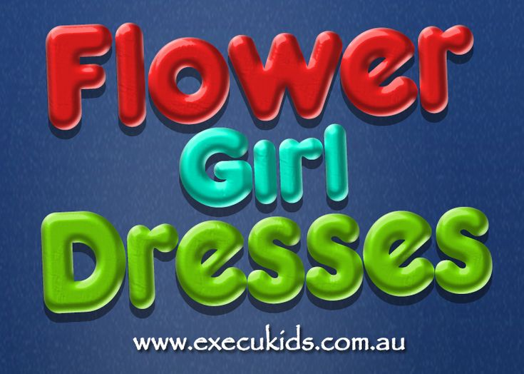 Visit this site http://www.execukids.com.au for more information on Flower Girl Dresses. Flower girls are generally the first part of the wedding party to walk down the aisle, and because of that, they will make a strong first impression on your guests. Flower Girl dresses can often put the 'wow' factor in a bride's wedding party. Therefore opt for the most attractive Flower Girl Dresses. Follow us http://flowers-girl-dress.blogspot.com/2015/08/flower-girl-dresses.html