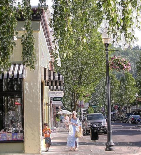 Gresham, Oregon downtown